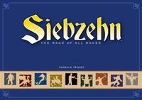 Board Game: Siebzehn: The Race of All Races