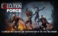 Board Game: Assassinorum: Execution Force