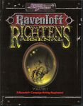 RPG Item: Van Richten's Arsenal Volume 1