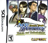 Video Game: Phoenix Wright: Ace Attorney: Trials and Tribulations