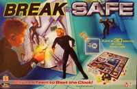 Board Game: Break the Safe