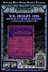 RPG Item: LARP LAB - Historical Reference: W. R. Hedges 1890 Medical & Chemical Supplies Catalogue & Price List