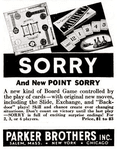 Board Game: Sorry!