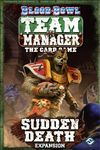 Board Game: Blood Bowl: Team Manager – The Card Game: Sudden Death