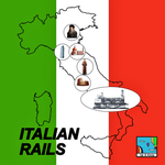 Board Game: Italian Rails