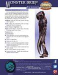 RPG Item: Monster Brief: Demons