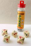 Board Game: 8-Sided Poker Dice Game