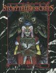 RPG Item: Book of Storyteller Secrets