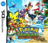 Video Game: Pokémon Ranger: Guardian Signs