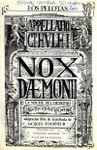 RPG Item: La Noche del Demonio