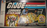 Board Game: G.I. Joe Commando Attack