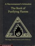 RPG Item: The Book of Purifying Flames
