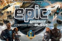 Board Game: Tiny Epic Galaxies: Beyond the Black