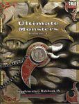 RPG Item: Supplementary Rulebook IX: Ultimate Monsters
