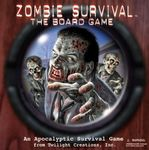 Board Game: Zombie Survival: The Board Game