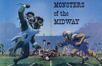 Board Game: Monsters of the Midway
