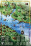 Board Game Accessory: Raiders of the North Sea: Playmat