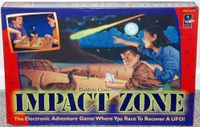 Board Game: Impact Zone