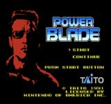 Video Game: Power Blade