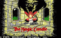 Video Game: The Magic Candle