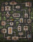 RPG Item: VTT Map Set 190: Riddles of the Sphinges
