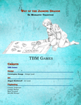RPG Item: Way of the Jasmine Dragon