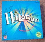 Board Game: Hilarium