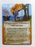 Board Game: Expedition: Famous Explorers Promo Card – Christopher Columbus