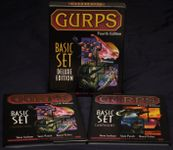 RPG Item: GURPS Basic Set Deluxe Edition