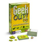 Board Game: Geek Out!: TableTop Limited Edition
