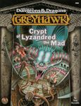 RPG Item: Crypt of Lyzandred the Mad