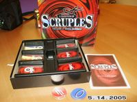 Board Game: A Question of Scruples