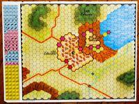 Board Game: Le Siège d'Aliciane