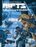RPG Item: RIFTS Adventure Guide