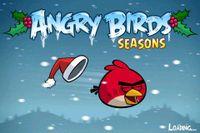 Video Game: Angry Birds Seasons