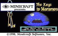 Video Game: The Keys to Maramon