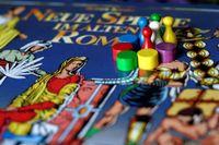 Board Game: Neue Spiele im alten Rom