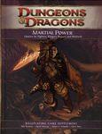 RPG Item: Martial Power