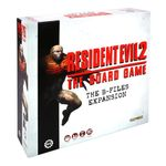 Board Game: Resident Evil 2: The Board Game – B-Files Expansion
