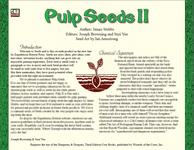 RPG Item: Seeds: Pulp II