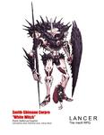 "RPG Item: Smith-Shimano Corpro ""White Witch"""