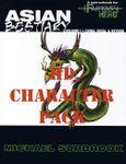 RPG Item: Asian Bestiary I (HD Character Pack)
