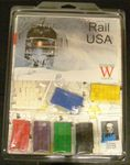 Board Game: Rail USA