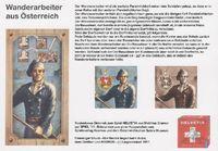 Board Game: Helvetia: Wanderarbeiter aus Österreich