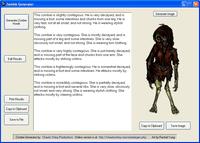 RPG Item: Zombie Generator