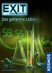 Board Game: Exit: The Game – The Secret Lab
