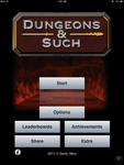 Video Game: Dungeons & Such