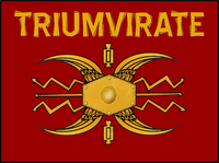 Board Game: Triumvirate