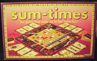 Board Game: Sum Times