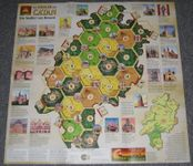 Board Game: Catan Geographies: Settlers of Hesse